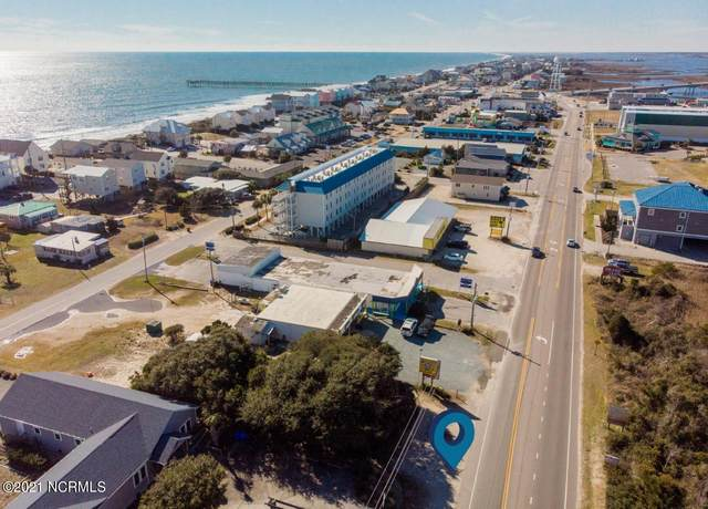 318 N New River Drive, Surf City, NC 28445 (MLS #100252659) :: Stancill Realty Group