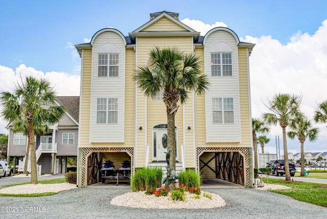 208 Sea Manor Drive, Surf City, NC 28445 (MLS #100252684) :: David Cummings Real Estate Team