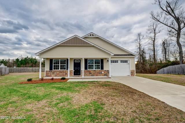 403 Halo Court, Jacksonville, NC 28546 (MLS #100252696) :: Berkshire Hathaway HomeServices Hometown, REALTORS®