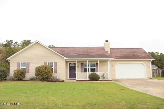 401 Shale Road, Hubert, NC 28539 (MLS #100252702) :: Berkshire Hathaway HomeServices Hometown, REALTORS®