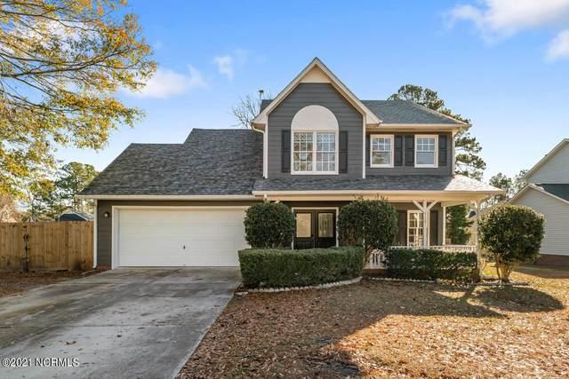115 Archdale Drive, Jacksonville, NC 28546 (MLS #100252710) :: Berkshire Hathaway HomeServices Hometown, REALTORS®