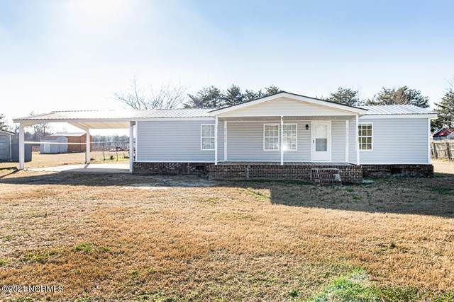 1488 Pinetops-Crisp Road, Pinetops, NC 27864 (MLS #100252722) :: Barefoot-Chandler & Associates LLC