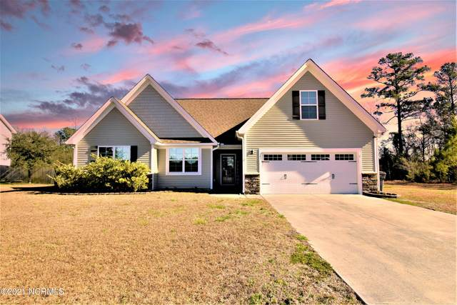 207 Marissa Court, Jacksonville, NC 28540 (MLS #100252727) :: Berkshire Hathaway HomeServices Hometown, REALTORS®