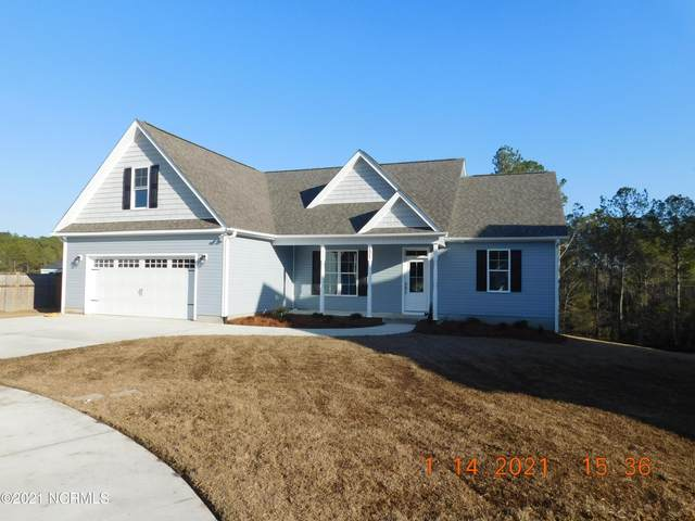 904 Marshview Court, Hubert, NC 28539 (MLS #100252738) :: Berkshire Hathaway HomeServices Hometown, REALTORS®