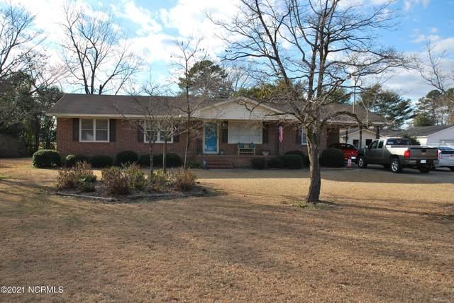 910 Massey Drive, Kinston, NC 28504 (MLS #100252748) :: Barefoot-Chandler & Associates LLC