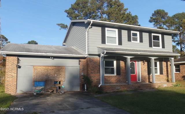 804 Winchester Road, Jacksonville, NC 28546 (MLS #100252761) :: Berkshire Hathaway HomeServices Hometown, REALTORS®