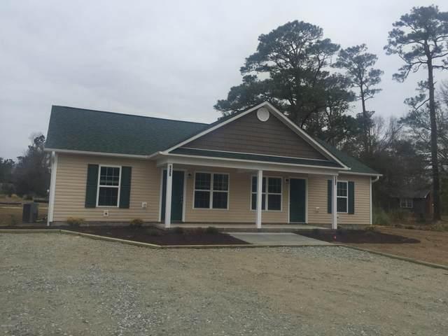 109 Oyster Lane, Hubert, NC 28539 (MLS #100252769) :: Berkshire Hathaway HomeServices Hometown, REALTORS®