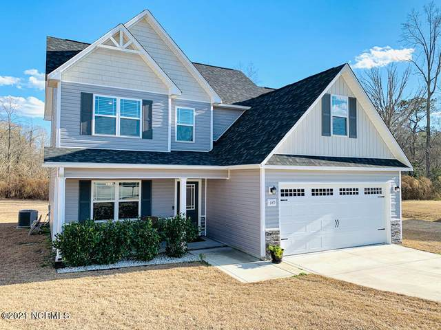 149 Laredo Drive, Jacksonville, NC 28540 (MLS #100252770) :: The Legacy Team