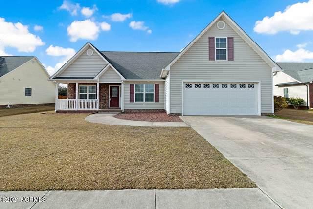 255 Silver Hills Drive, Jacksonville, NC 28546 (MLS #100252773) :: Berkshire Hathaway HomeServices Hometown, REALTORS®