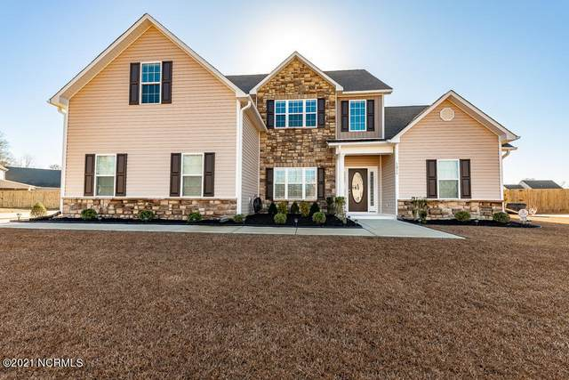 1016 Kingfish Way, New Bern, NC 28562 (MLS #100252780) :: The Keith Beatty Team