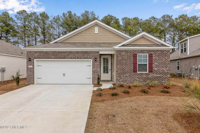 1321 Fence Post Lane, Carolina Shores, NC 28467 (MLS #100252790) :: The Tingen Team- Berkshire Hathaway HomeServices Prime Properties