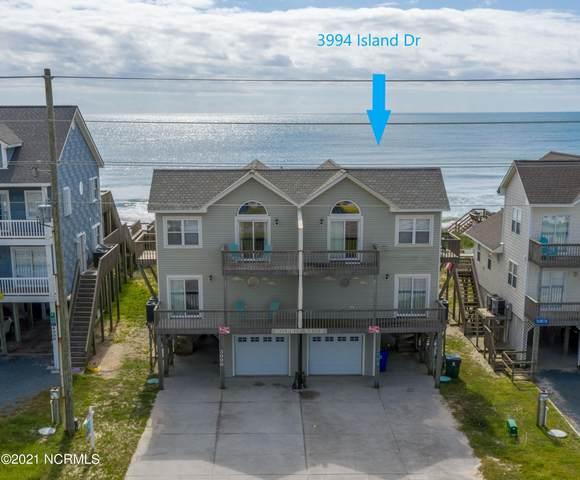 3994 Island Drive, North Topsail Beach, NC 28460 (MLS #100252797) :: Donna & Team New Bern