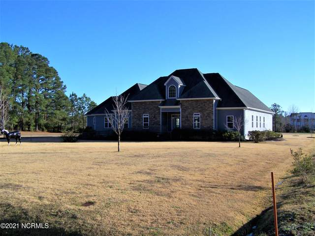 635 Gilbert Road SE, Bolivia, NC 28422 (MLS #100252803) :: The Cheek Team