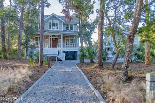 2003 Palmetto Cove, Bald Head Island, NC 28461 (MLS #100252804) :: Frost Real Estate Team