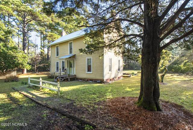 151 Old Nassau Road, Williston, NC 28589 (MLS #100252810) :: Stancill Realty Group