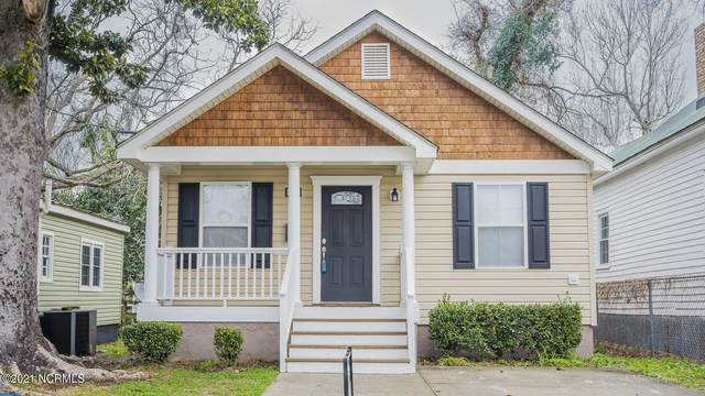 123 S 11th Street, Wilmington, NC 28401 (MLS #100252839) :: David Cummings Real Estate Team