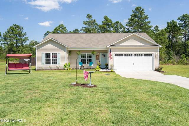 109 Lilac Lane, Richlands, NC 28574 (MLS #100252849) :: The Tingen Team- Berkshire Hathaway HomeServices Prime Properties