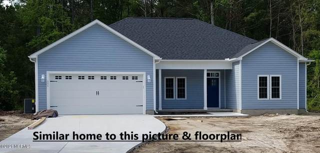 107 Silver Creek Landing Road, Swansboro, NC 28584 (MLS #100252855) :: Great Moves Realty