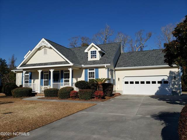 105 Cottage Row, Morehead City, NC 28557 (MLS #100252858) :: Barefoot-Chandler & Associates LLC