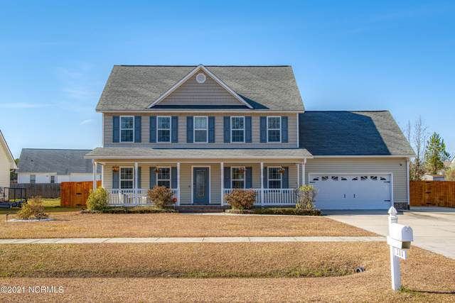 211 Macdonald Boulevard, Havelock, NC 28532 (MLS #100252868) :: Stancill Realty Group