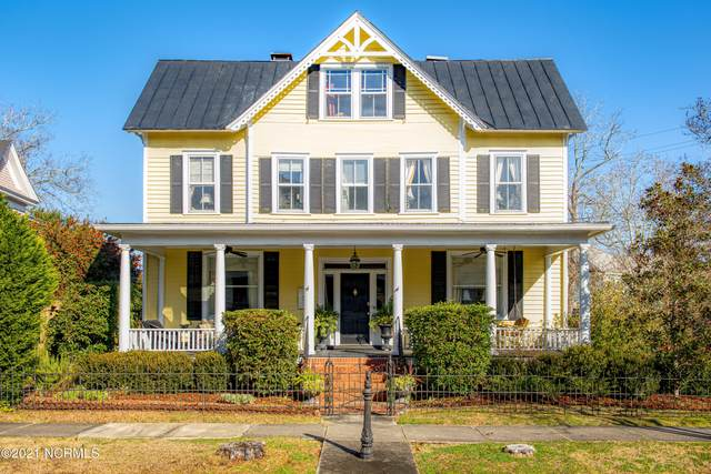 304 Johnson Street, New Bern, NC 28560 (MLS #100252887) :: RE/MAX Essential