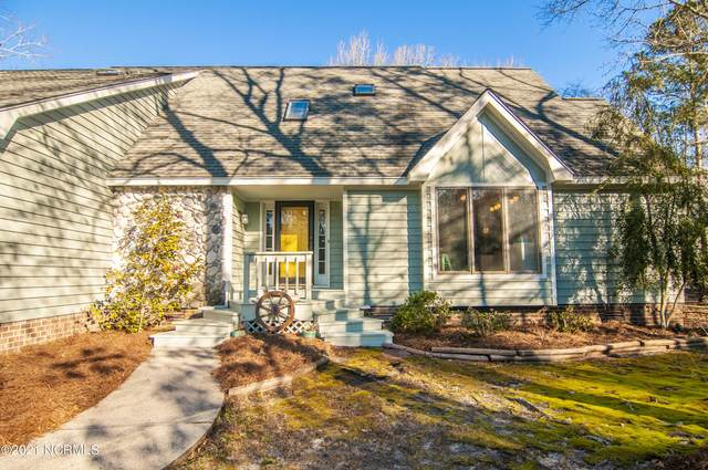 100 Mockernut Lane, Washington, NC 27889 (MLS #100252889) :: Castro Real Estate Team