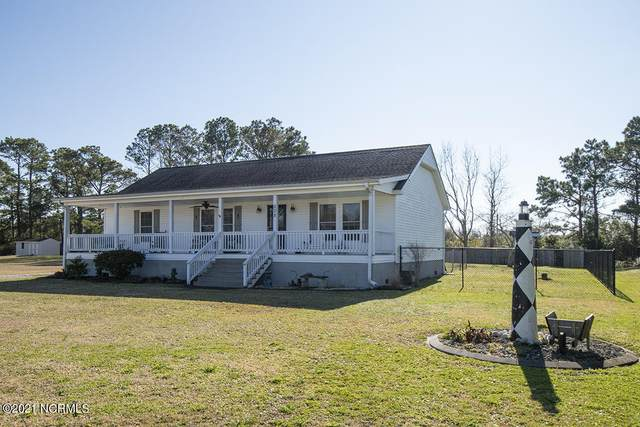 208 Gull Court, Beaufort, NC 28516 (MLS #100252895) :: Stancill Realty Group