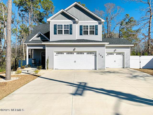 106 Welcome Way, Sneads Ferry, NC 28460 (MLS #100252897) :: The Tingen Team- Berkshire Hathaway HomeServices Prime Properties