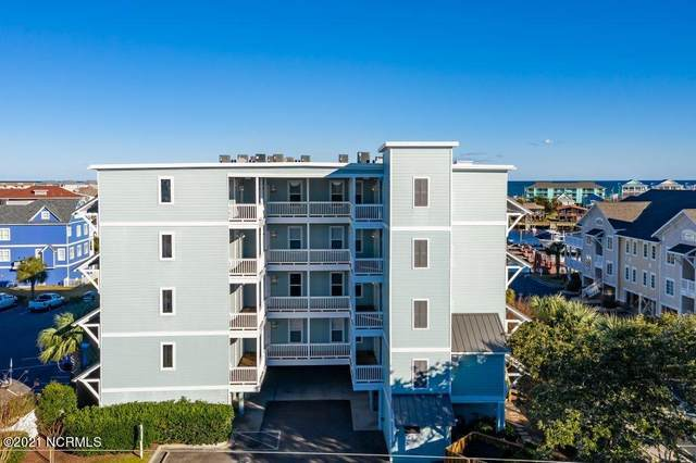 712 Saint Joseph Street Unit 401, Carolina Beach, NC 28428 (MLS #100252900) :: The Tingen Team- Berkshire Hathaway HomeServices Prime Properties