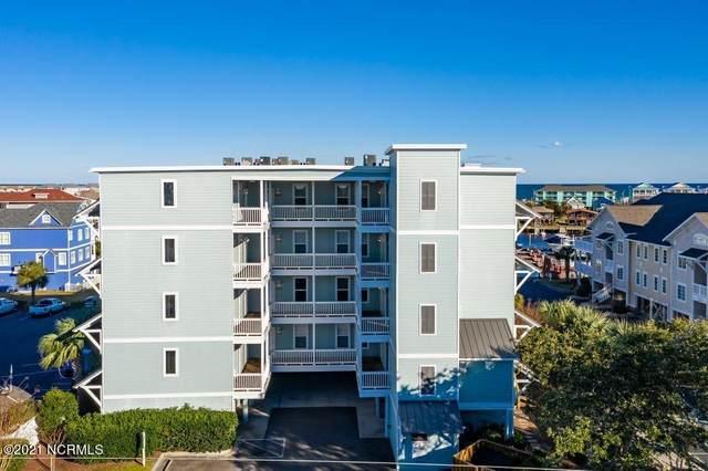 712 Saint Joseph Street Unit 401, Carolina Beach, NC 28428 (MLS #100252900) :: Stancill Realty Group