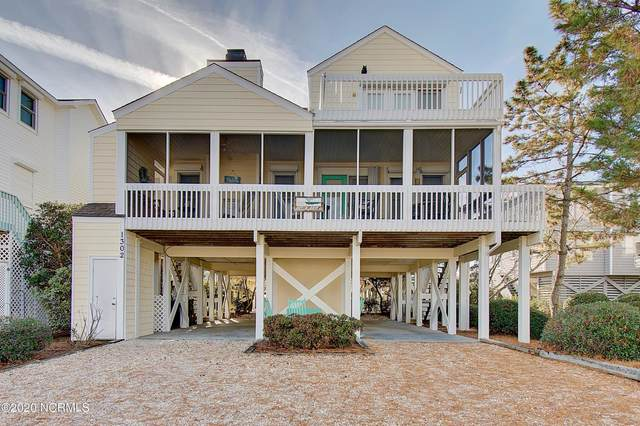 1302 Canal Drive, Sunset Beach, NC 28468 (MLS #100252906) :: Welcome Home Realty