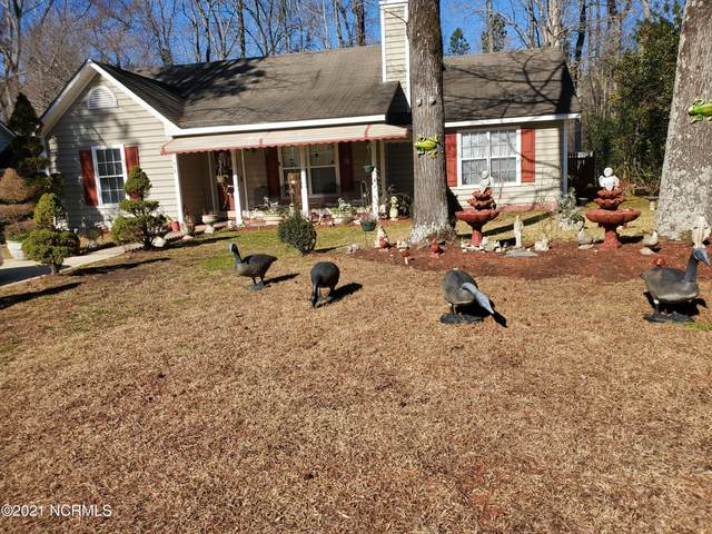 1416 Briar Glenn Road, Rocky Mount, NC 27804 (MLS #100252921) :: Carolina Elite Properties LHR