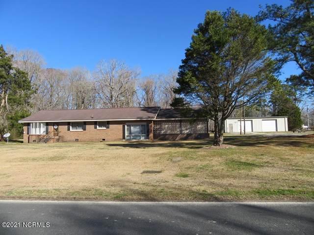 1945 Old Brick Road, Vanceboro, NC 28586 (MLS #100252937) :: CENTURY 21 Sweyer & Associates