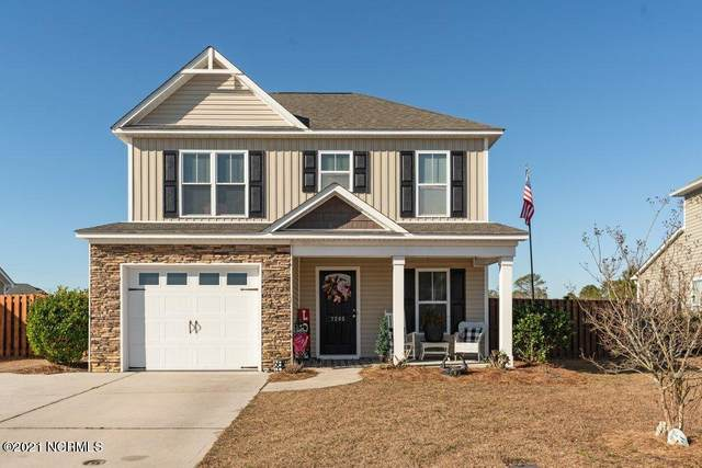 7205 Savanna Run Loop, Wilmington, NC 28411 (MLS #100252947) :: The Keith Beatty Team