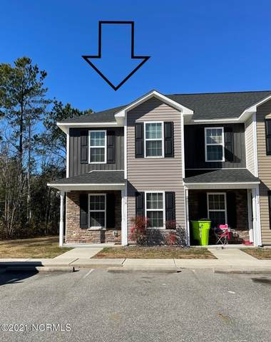 114 Meadow Way, Havelock, NC 28532 (MLS #100252973) :: Barefoot-Chandler & Associates LLC