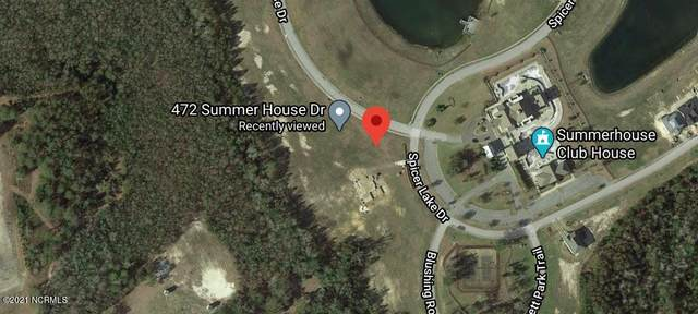 476 Summerhouse Drive, Holly Ridge, NC 28445 (MLS #100253014) :: Great Moves Realty