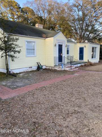 616 Prince Street, Laurinburg, NC 28352 (MLS #100253015) :: Stancill Realty Group