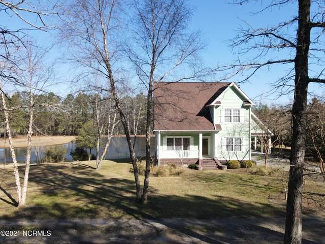 362 Old Cribbtown Road, Whiteville, NC 28472 (MLS #100253021) :: Welcome Home Realty