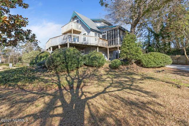 7322 Archers Creek Drive, Emerald Isle, NC 28594 (MLS #100253034) :: Courtney Carter Homes