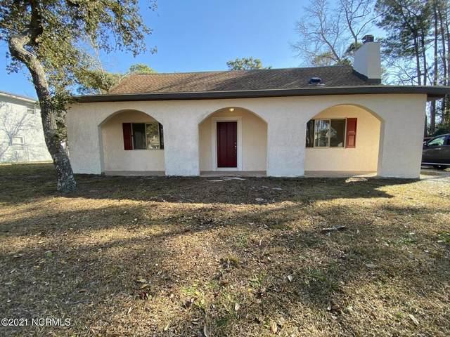 210 NE 62nd Street, Oak Island, NC 28465 (MLS #100253038) :: Frost Real Estate Team