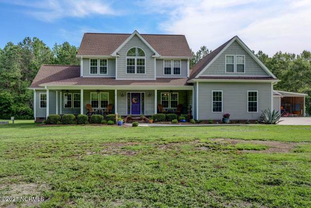 250 Clay Hill Road, Sneads Ferry, NC 28460 (MLS #100253071) :: Great Moves Realty