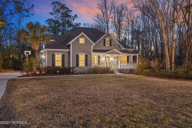 328 Harlandale Drive, Wilmington, NC 28411 (MLS #100253078) :: David Cummings Real Estate Team