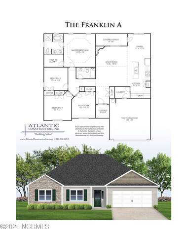 153 Backfield Place, Jacksonville, NC 28540 (MLS #100253112) :: RE/MAX Elite Realty Group