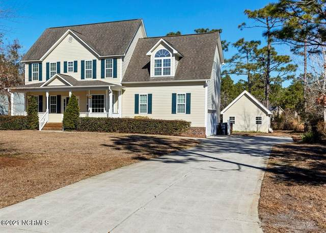 641 Barber Road, Southport, NC 28461 (MLS #100253122) :: RE/MAX Elite Realty Group