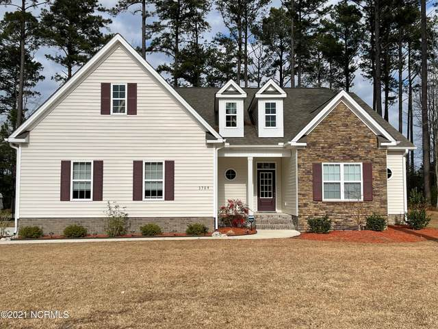 3709 Viridian, New Bern, NC 28562 (MLS #100253132) :: Berkshire Hathaway HomeServices Hometown, REALTORS®