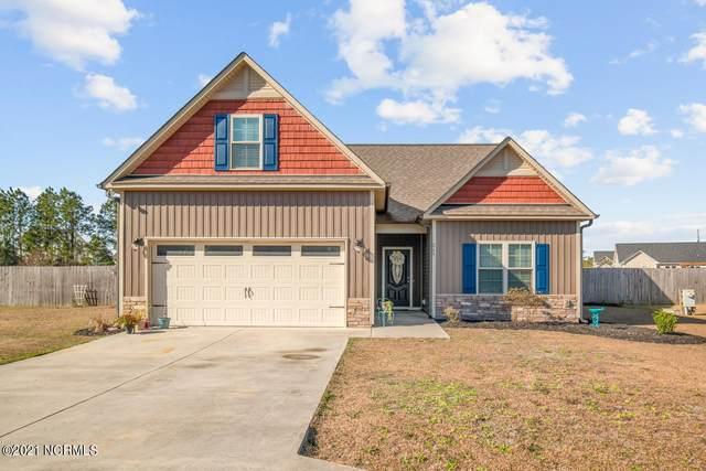 265 E Ivybridge Drive, Hubert, NC 28539 (MLS #100253159) :: Great Moves Realty