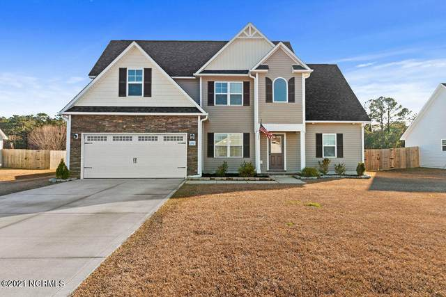 210 Breakwater Drive, Sneads Ferry, NC 28460 (MLS #100253169) :: RE/MAX Elite Realty Group