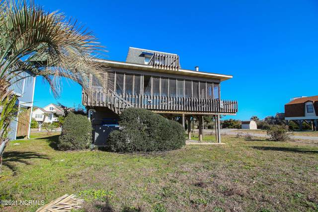 1002 W Dolphin Drive, Oak Island, NC 28465 (MLS #100253199) :: RE/MAX Elite Realty Group