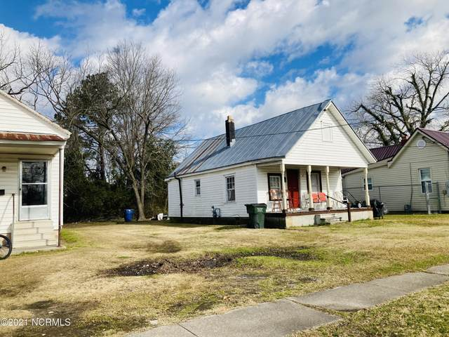 414 E Blount Street, Kinston, NC 28501 (MLS #100253216) :: RE/MAX Essential