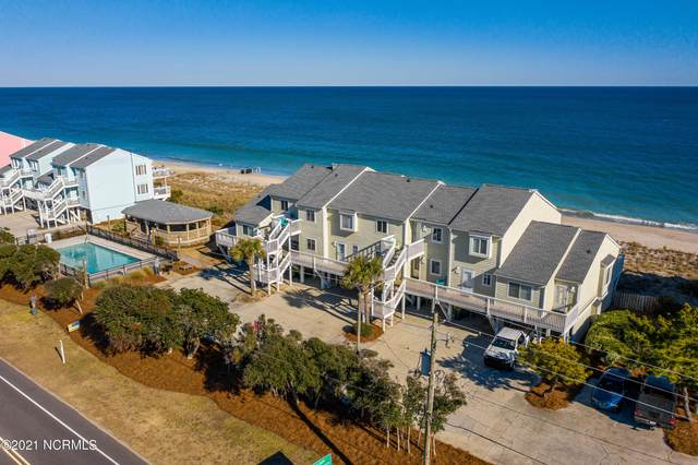 506 Pelican Court, Kure Beach, NC 28449 (MLS #100253238) :: RE/MAX Essential